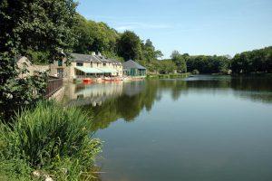 Leisure Center – Domaine du Moulin Neuf – nearby Vannes, in Britanny, Celtic region in France