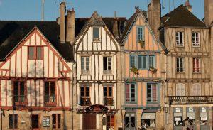 Location vacances chalets à la campagne Rochefort en Terre proche Rennes