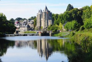 Séjour proche Château de Josselin dans le Morbihan