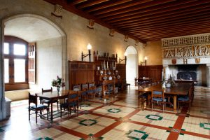 Visite guidée du Château de Josselin proche du Morbihan